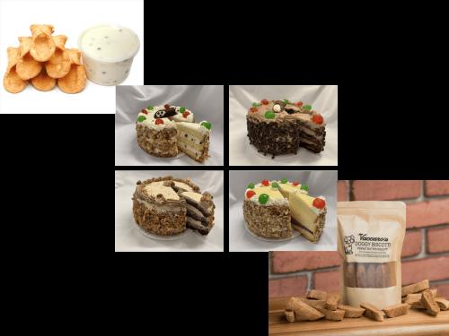 Cakes, Cannoli & Doggie Biscotti