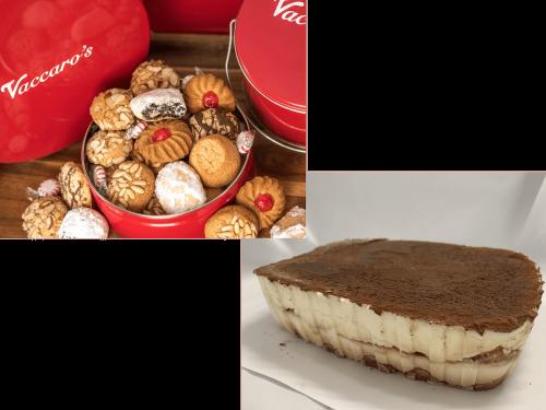 Cookies & Tiramisu
